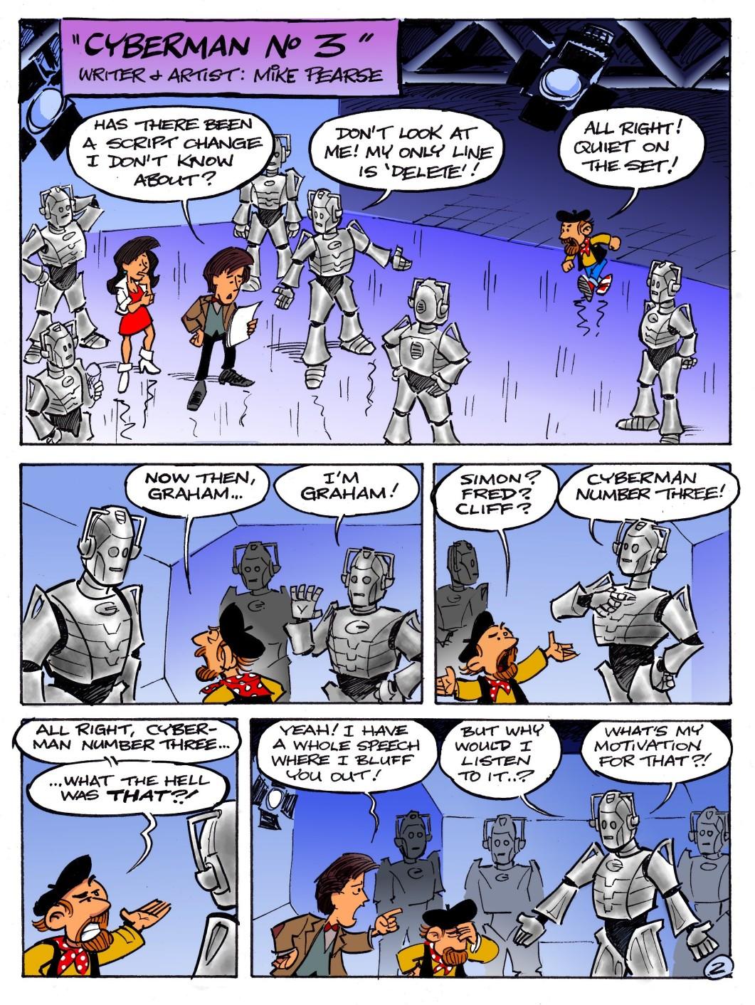 Colour Cyberman3 1.2